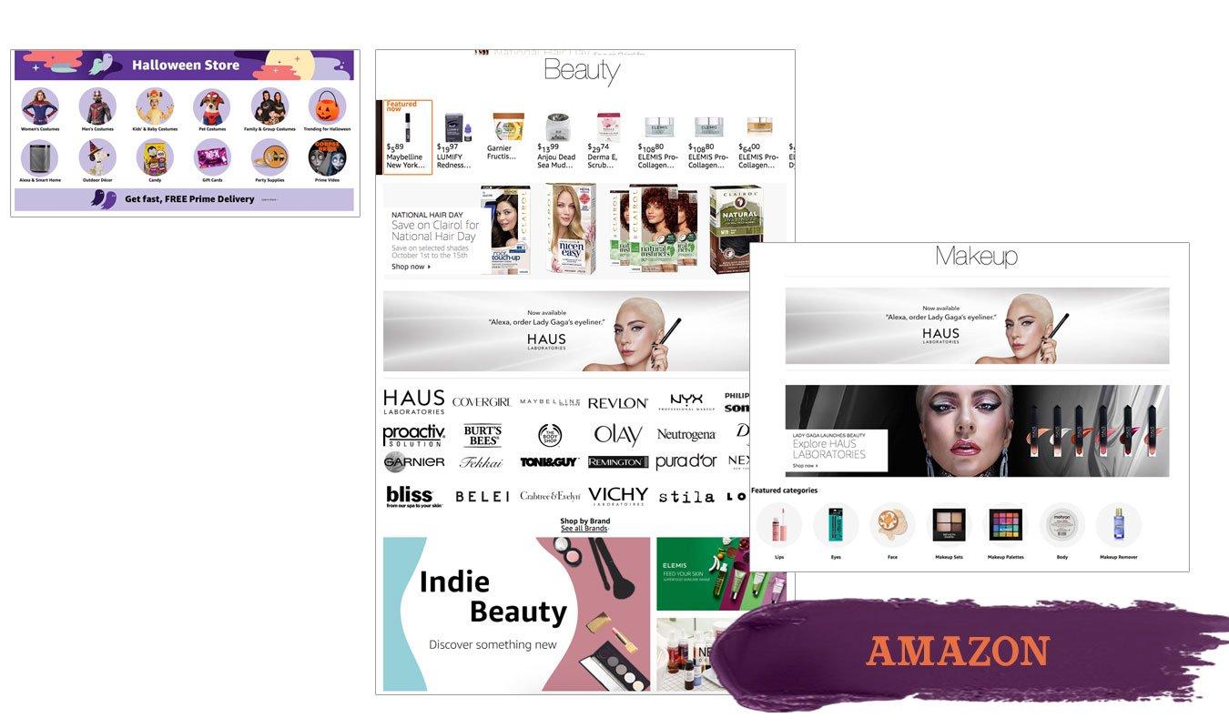 amazon-halloween-makeup-collage-indie-beauty