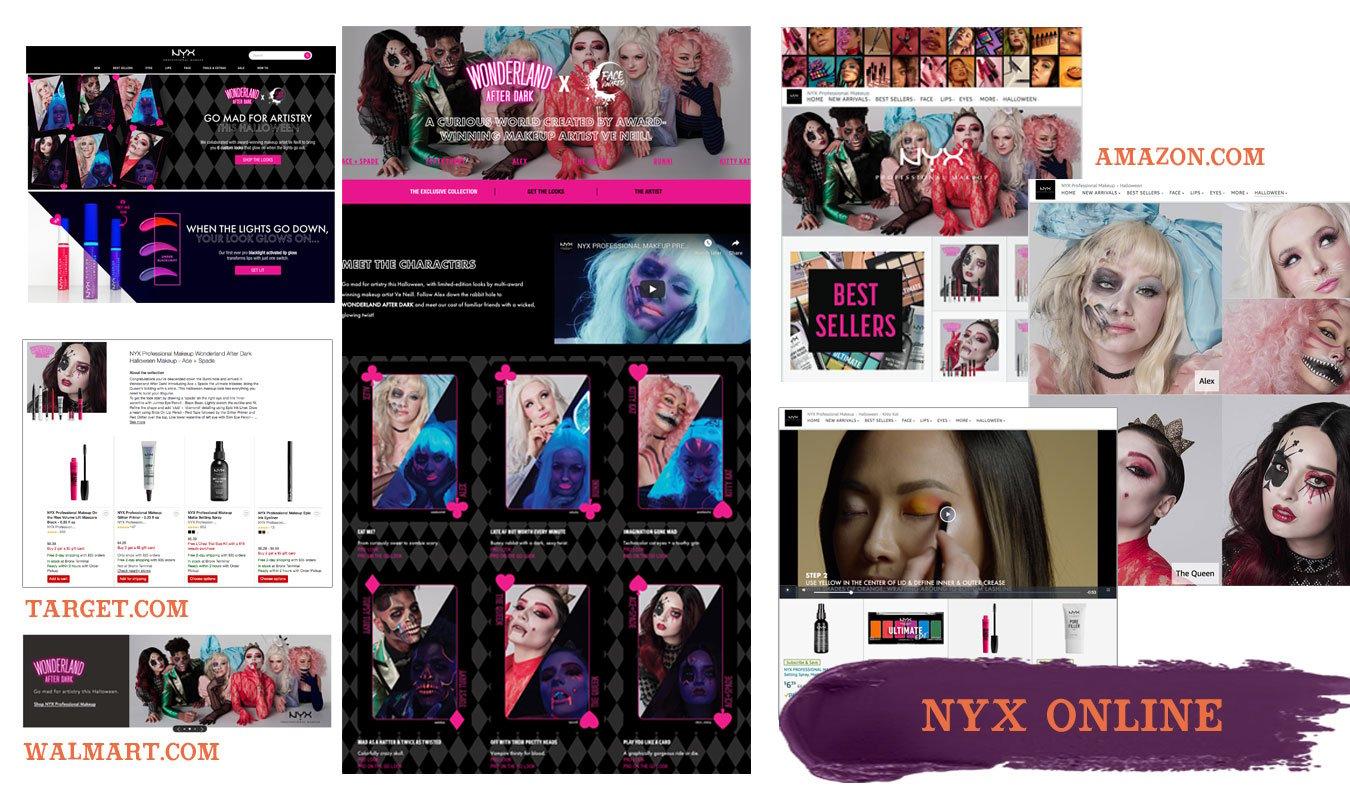 nyx-halloween-makeup-online-amazon-collage