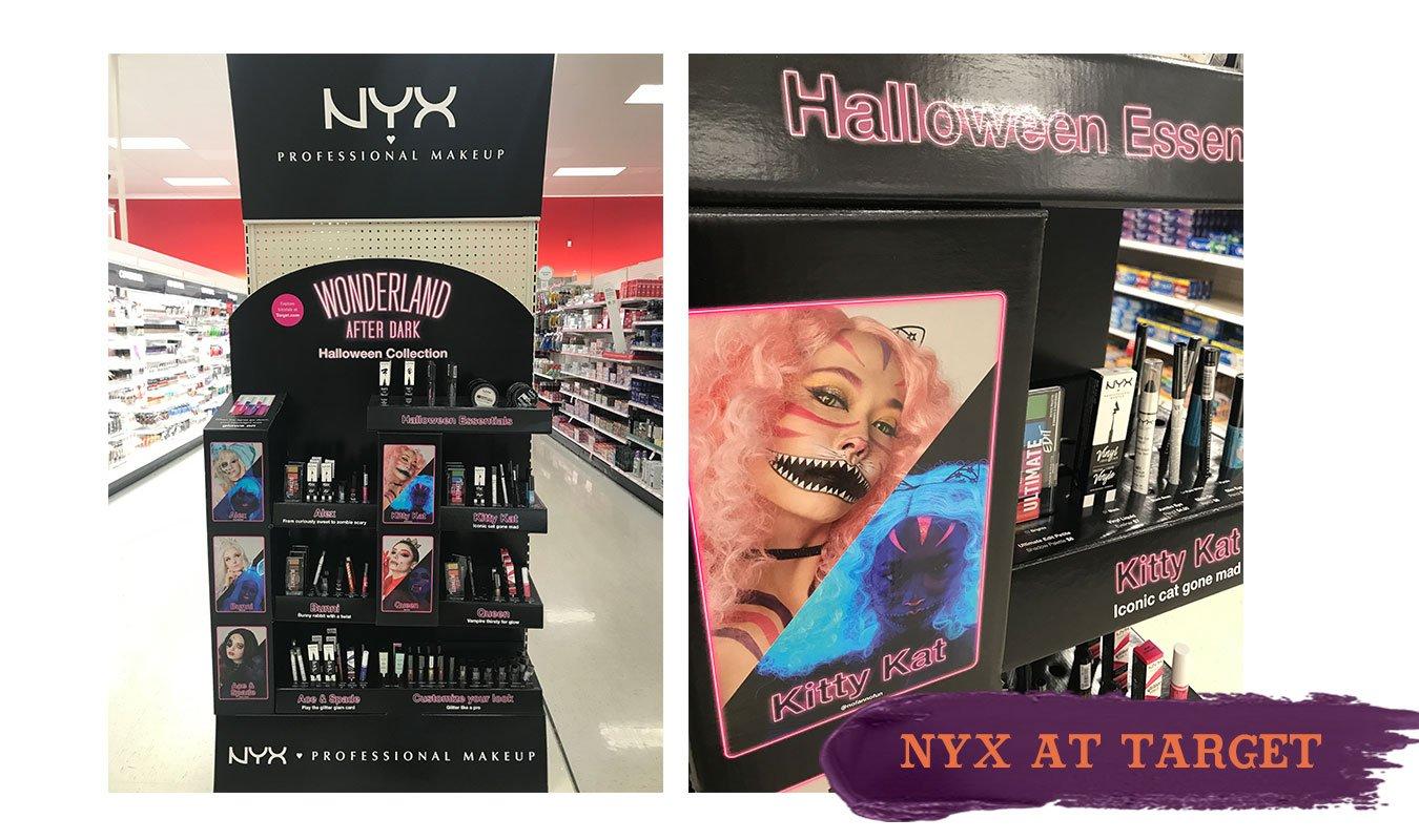 nyx-target-halloween-makeup-display