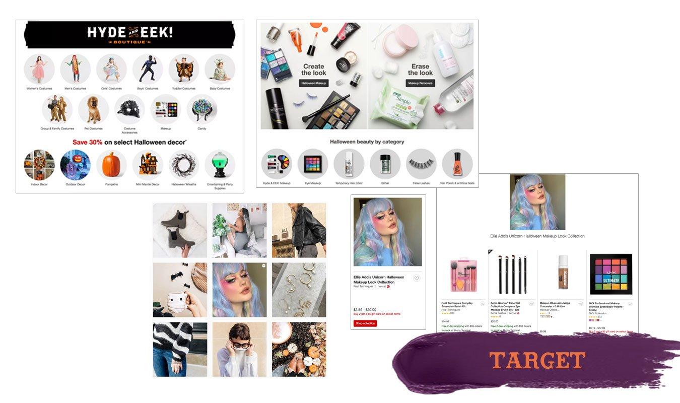 target-halloween-makeup-collage-hyde-and-eek