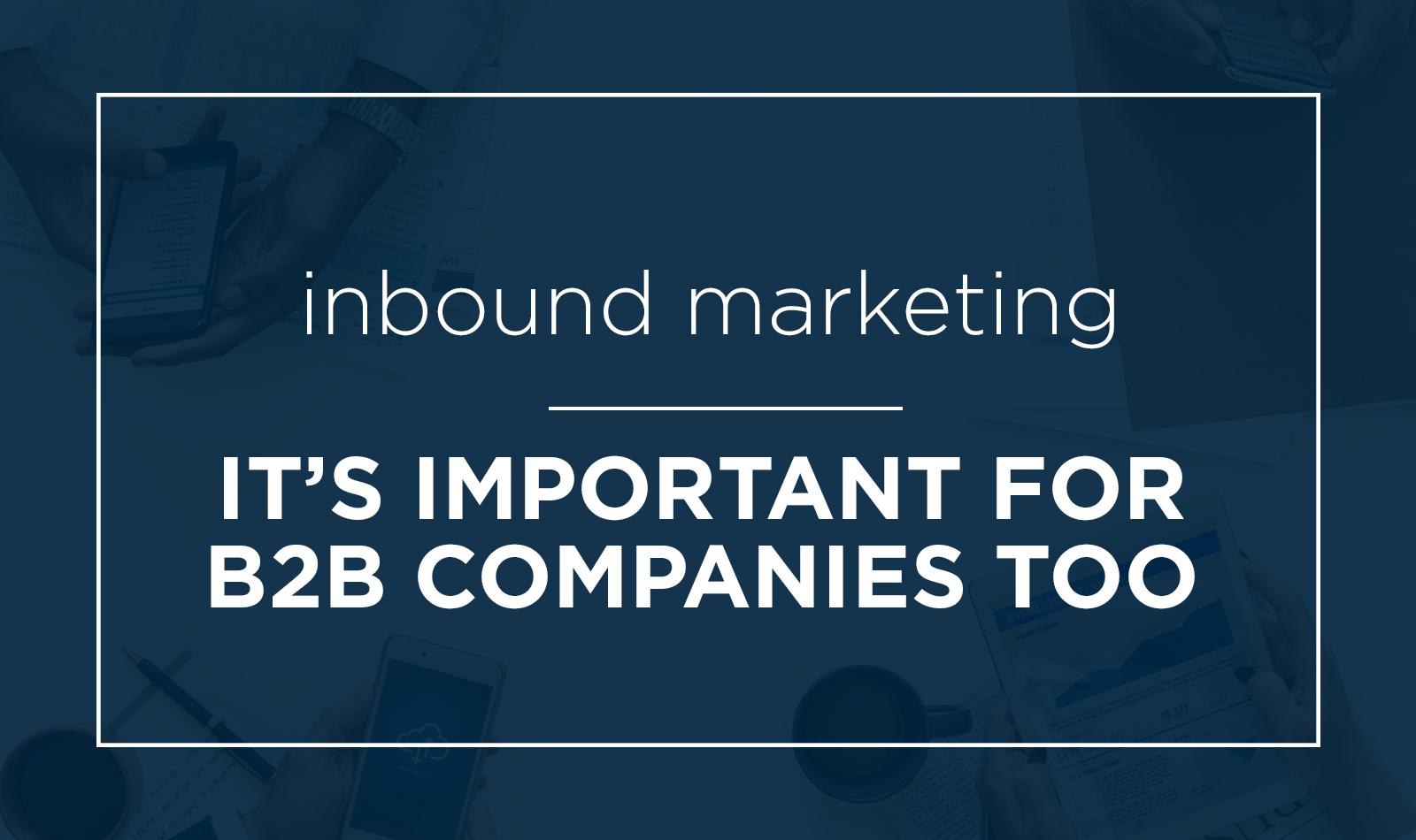 b2b-inbound-5-reasons