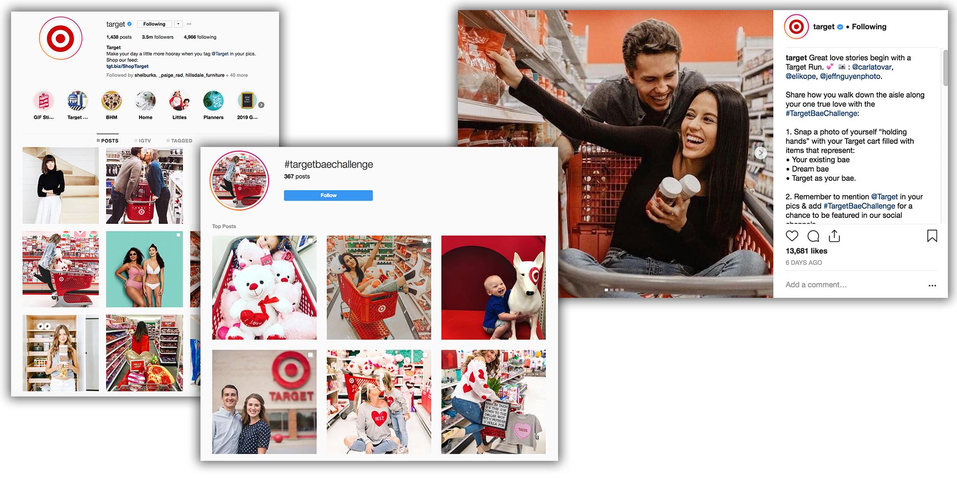 target-bae-challenge-collage