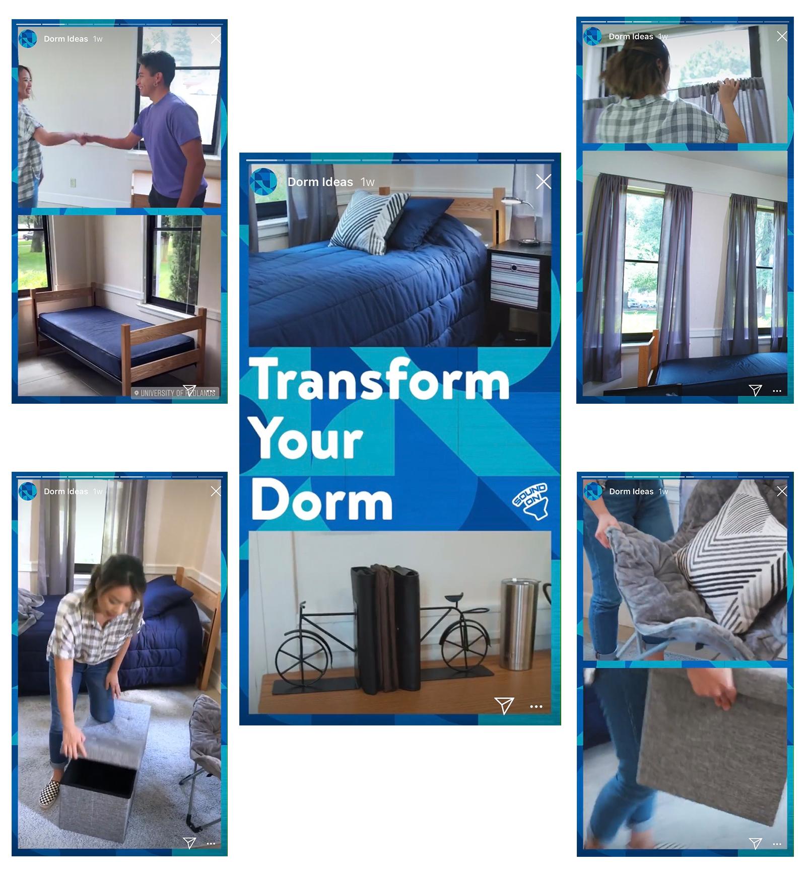 transform-your-dorm-walmart-instagram-stories-collage