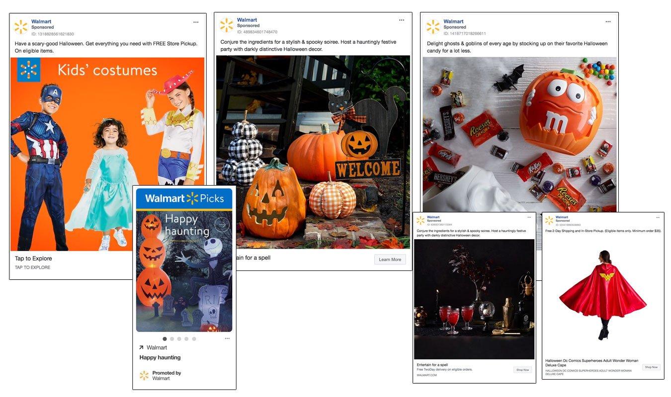 walmart-halloween-collage